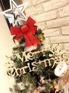 【adept 金町店ひらののぶろぐ】クリスマス