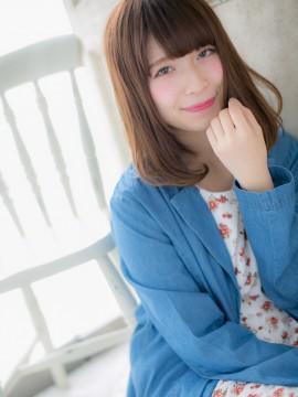 厚めバングの重・カワ★ワンカールa