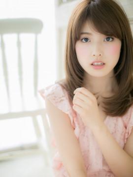 楽にきれい髪☆セミディa