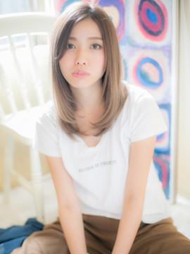 ツヤセミディ…女っぽさにCOOLなスパイスa