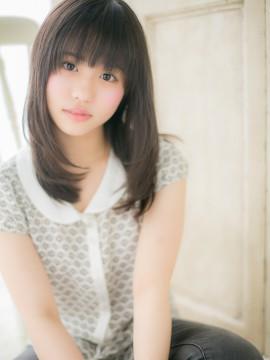 黒髪の☆清純派ストレートa
