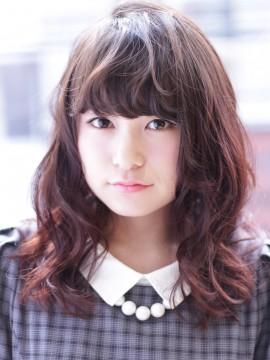 美髪☆黒髪ロング