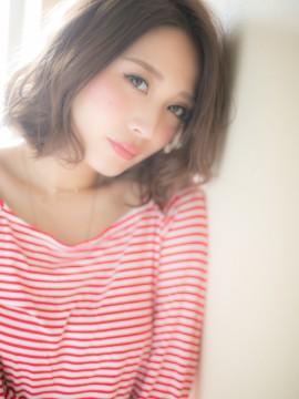 """*+CUORE+*…エアリーミディ""""で、健康的な色香をオン☆b"""