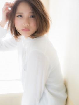 *+CUORE+*…大人っぽく!ノ―バング☆ボブb