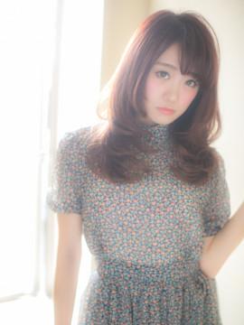 """*+CUORE+*…コロン☆とした""""お嬢様""""ロングa"""