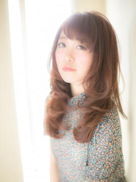 """*+CUORE+*…コロン☆とした""""お嬢様""""ロングb"""