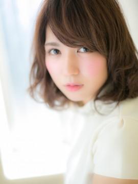 *+CUORE+*…ミディアム☆フェミニンb