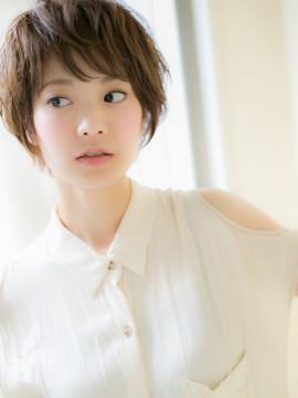 """*+CUORE+*…ピュアな透明感""""美人顔""""ショートa"""