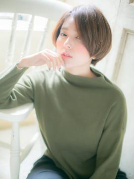 差のつく☆立体丸みボブa